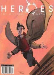 Heroes Official Magazine #4 PX Variant Cover Titan Magazines